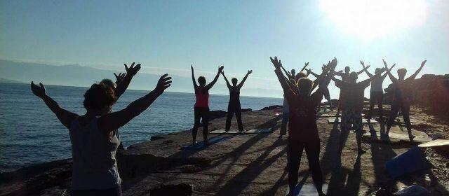 Lélekemelő Életmódtábor Hvar szigeten 2018 szept 6-15